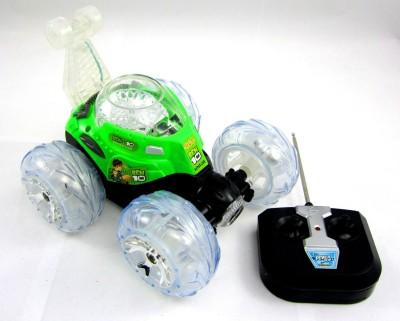 Jamosan Ben10 Stunt Car (Green)
