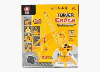 Rahul Enterprises RA XM6820 REMOTE CONTROL TOWER CRANE TOY