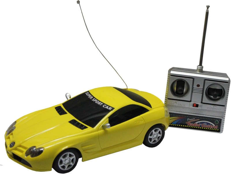 Classic Themes Remote Control Super Sport Car(Yellow)