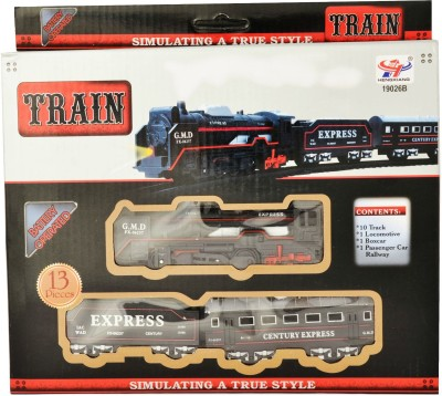 Zest4toyZ Battery Operated Express Train
