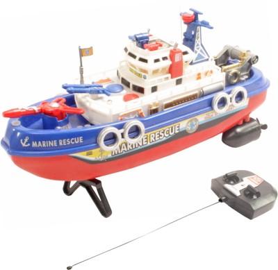 SJ 26.5cm Radio Control Boat Toy