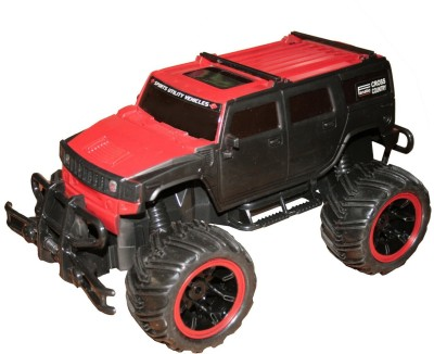 ToysBuggy Remote Control Mad Racing Rock Crawler Monster Truck