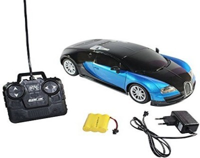Playking Bugatti Veyron Full Function Rechargeable 1:16 Scale Remote Control Car