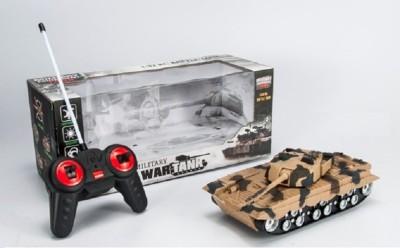 ToysBuggy Remote Control 1:32 Military War Tank