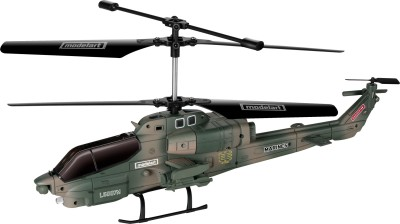Modelart Outdoor Military Helicopter with Gyro