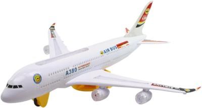 JM Lights Airbus Plane