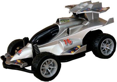 Adraxx AdraXx 1:20 Scale Futuristic Super racing Black RC Car