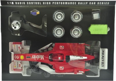 Babysid Collections Ferrari F1 Remote Car - 1/10th Contest