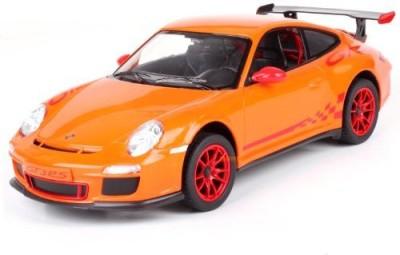 RASTAR 1/14 Scale Orange Radio Control Porsche 911 Gt3 Rs Rc Car