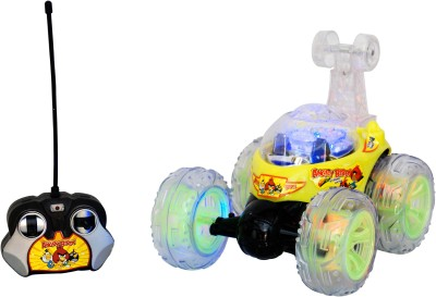 Parv Collections Angry Bird Stunt Car