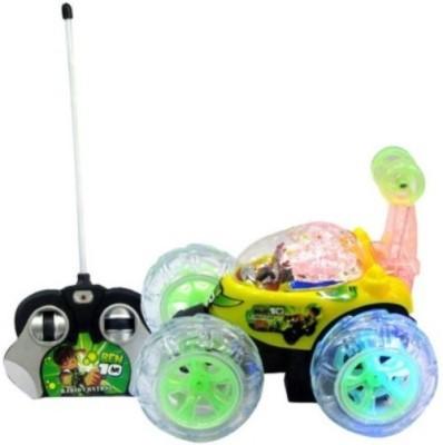 Dinoimpex Turban Toys Ben 10 Remote control Stunt Car