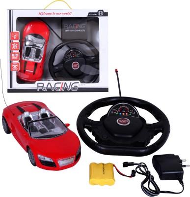 U Smile Racing Car
