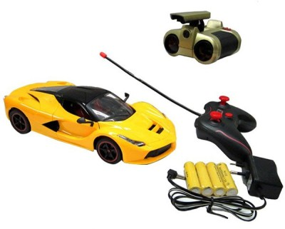New Pinch Remote Control rechargeable Car With Night Scope Binocular
