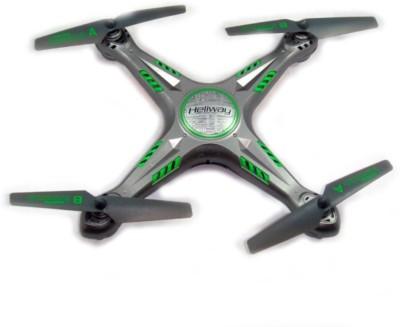 A2b Heliway 2.4ghz 6 Axis Gyro Drone Quadropter (Grey)