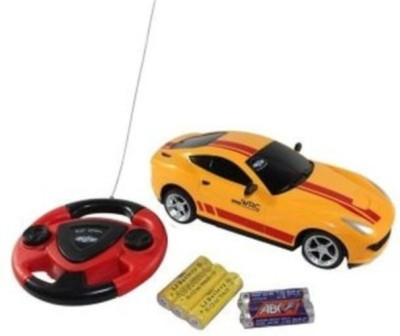 Dinoimpex Jak Mean Remote Control Rechargeable Car With Steering