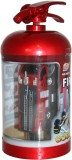 Adraxx Toy RC Fire Engine Playset-4 (Red...