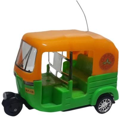 Smartkshop Remote Control Auto Rickshaw