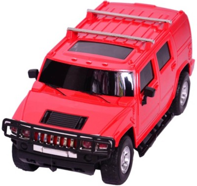 Baby First Hummer H2v Red 1:16 Radio Control Remote Car