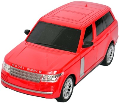 Baby First Rangerover Red 1:16 Radio Control Remote Car