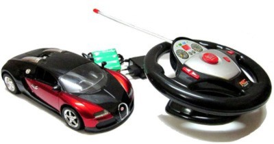 Basetronix 1:18 Scale Steering & Dangling Control Toy Car Series
