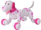 Krypton Smart Dog (White, Pink)