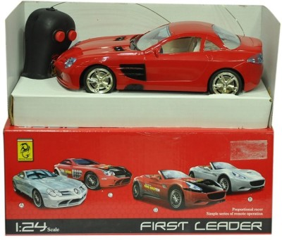 New Pinch Remote Control First Leader Car Covered Red
