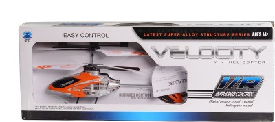 Toy Slam 3.0 Channel Velocity Helicopter