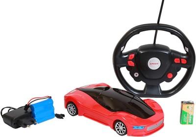 Fantasy India Bounce Rollover Remote Control Stunt Toy Car