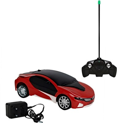 SRIHPE Bmw I8 3d Remote Control Electric Chargeable Lightning Famous Car