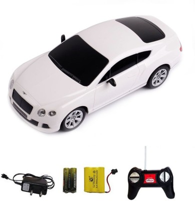 Shopcros R/C Rechargeable 1:24 Bentley Continental
