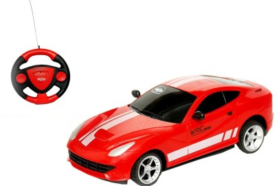Rey Hawk R/c Super Power Jak Mean Rechargeable Car (Red,White)