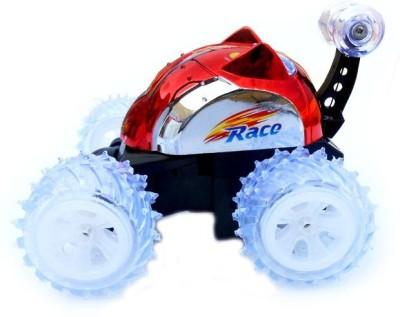 Smartkshop Stunt Car Remote Control Tire Light