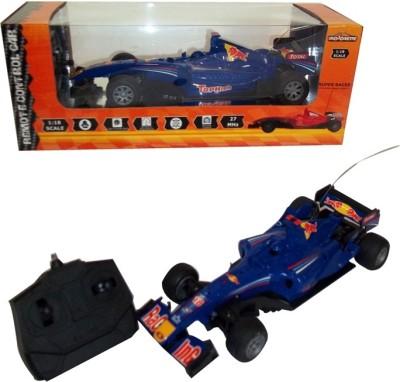 Majorette 1:18 Rc F1 Car,Wlight,Full Function. Bluemix,Wb