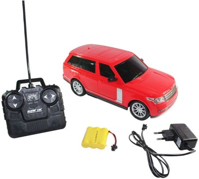 MODEL CAR RANGE ROVER RECHARGEABLE REMOTE CAR SCALE 1:24