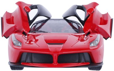 Shop & Shoppee Remote Controlled R/C Ferrari Car With Opening Doors