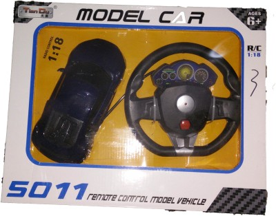 Tian du 1-18 Model Car With Stering Type R/C Gravity Sensors - Rechargable