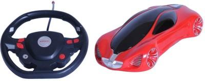 Rey Hawk Bounce Rollover R/C Stunt Car(Red)
