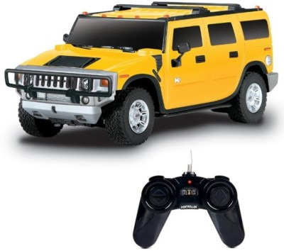 Y-O-U Remote Control Rechargeable Hummer Car 1:24