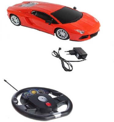A2b 1:16 Lamborghini Shaped with Steering Remote Controlled Car
