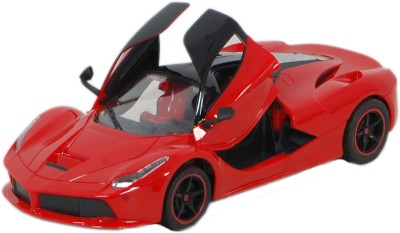 TRD Store Rechargeable Ferrari Style RC Car With Fully Function Doors