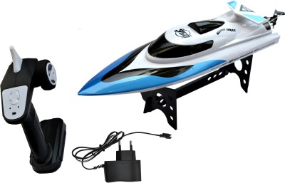 Taaza Garam RC H1501 High Speed Engine Remote Control Superboat for Kids - Gift Toy