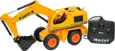 Khareedi Wire Remote Control Jcb Construction Shovel Loader Excavator Truck Toy