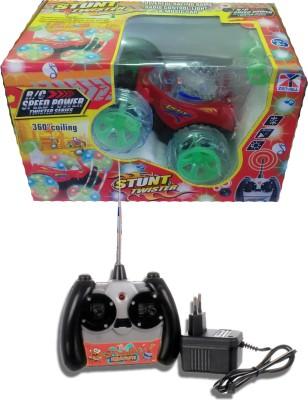 Per Te Solo Radio Control Stunt Car Red