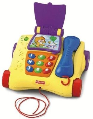 Fisher-Price Counting Friends Phone