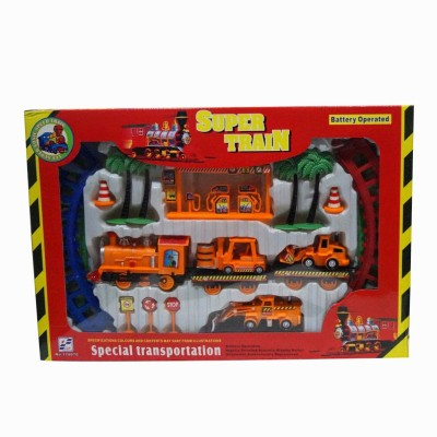 Parv Collections Super Train