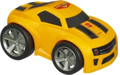 Hasbro Transformers Lights And Sounds Deluxe Bumblebee