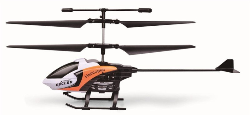Brunte 3.5 channel helicopter(White)