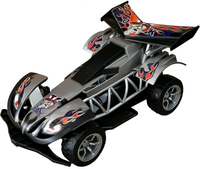 Adraxx AdraXx Maxx 1:20 Scale Future Racing Silver RC Toy Car