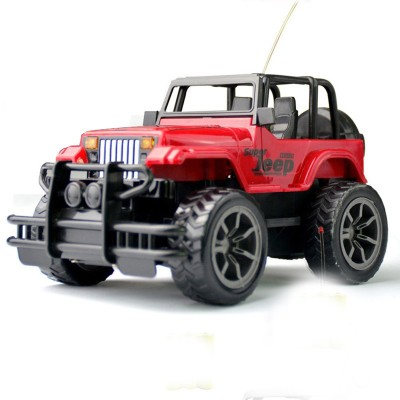 WebKreature Cross Country Thunderbolt Off-Road Jeep with Gravity Interaction