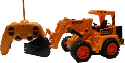 VTC Remote Controlled Jcb With Charger Adapter
